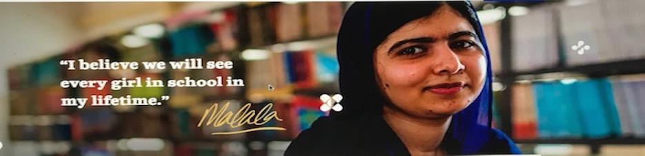 Barnenförsts Teater om Malala